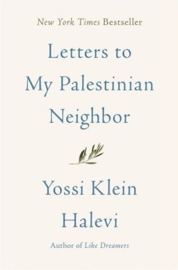 Letters to My Palestinian Neighbor Book Cover